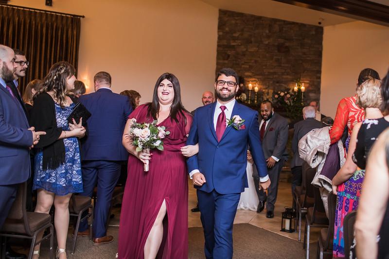 Beth and Sean Wedding  0737