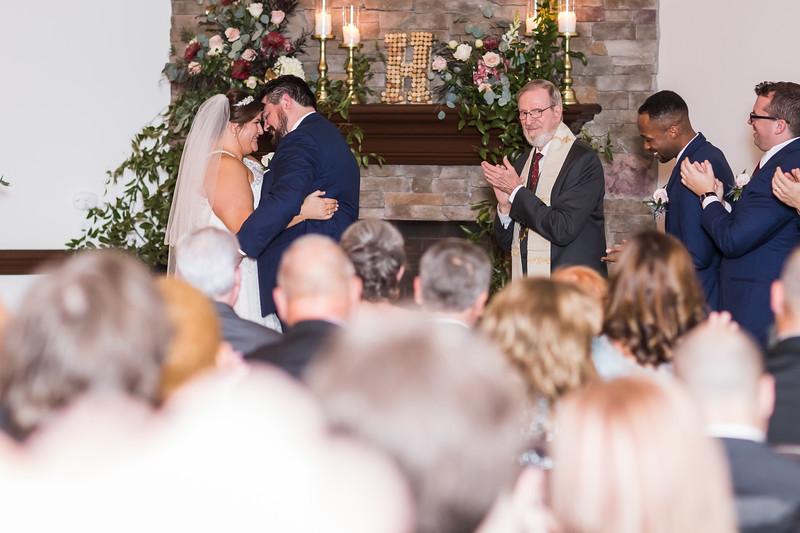 Beth and Sean Wedding  0719