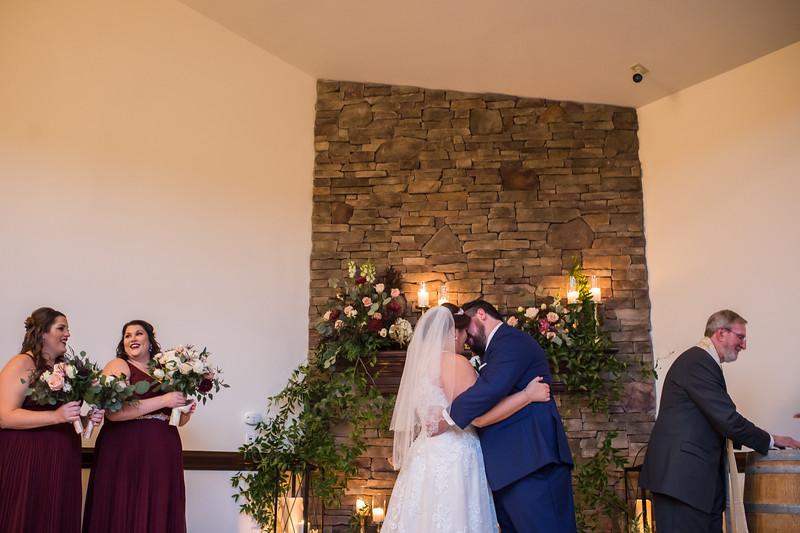 Beth and Sean Wedding  0718