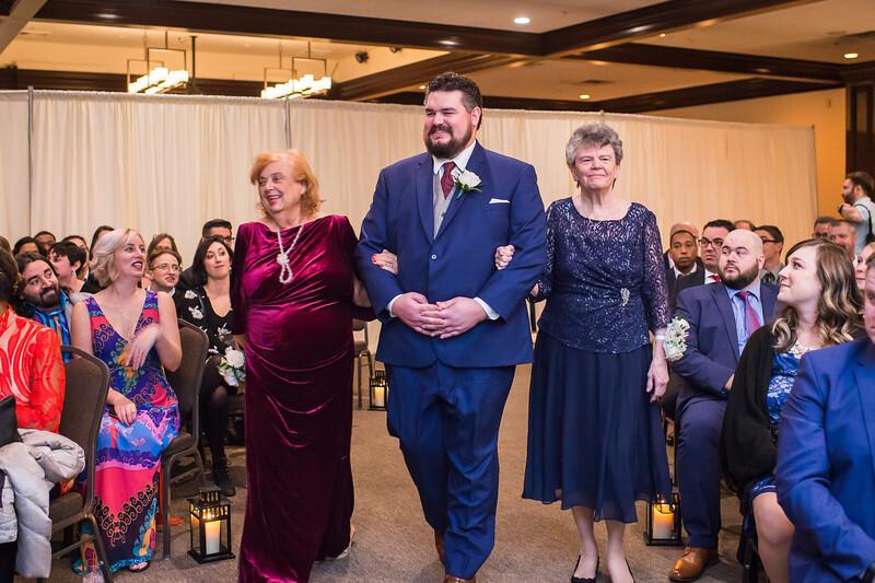 Beth and Sean Wedding  0599