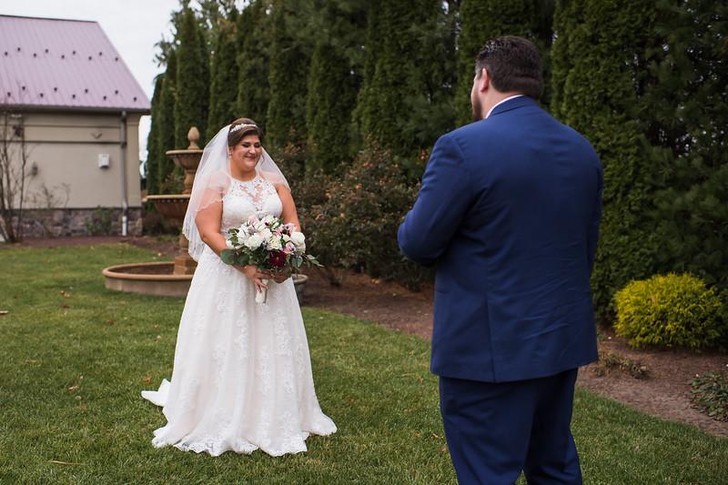 Beth and Sean Wedding  0311