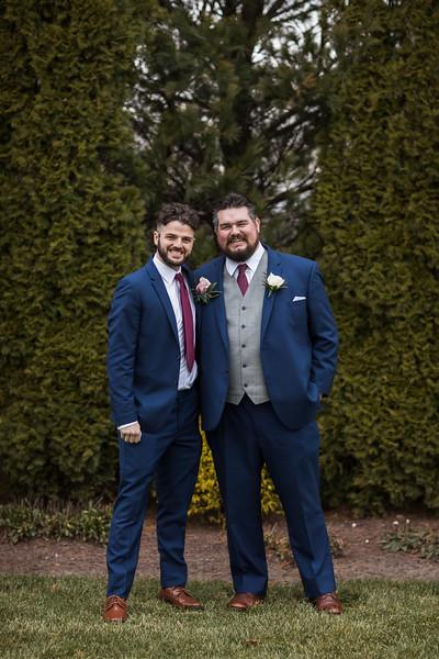 Beth and Sean Wedding  0473