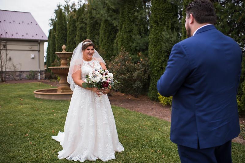 Beth and Sean Wedding  0309