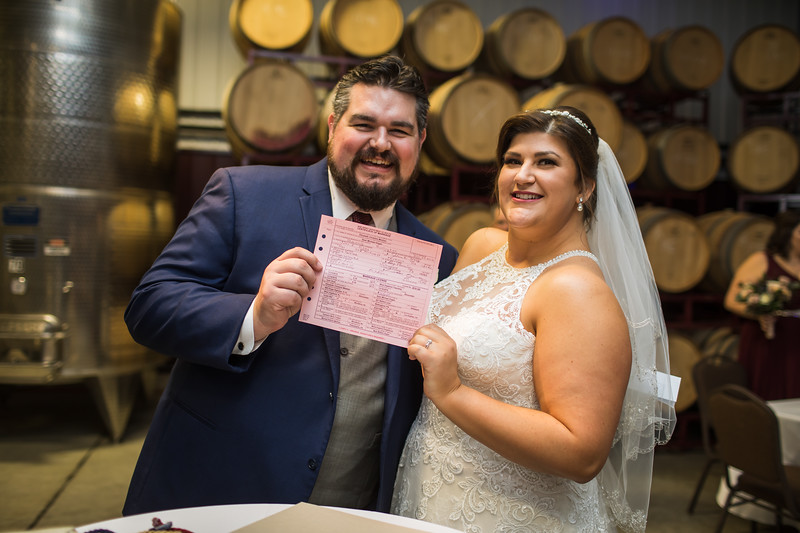 Beth and Sean Wedding  0536