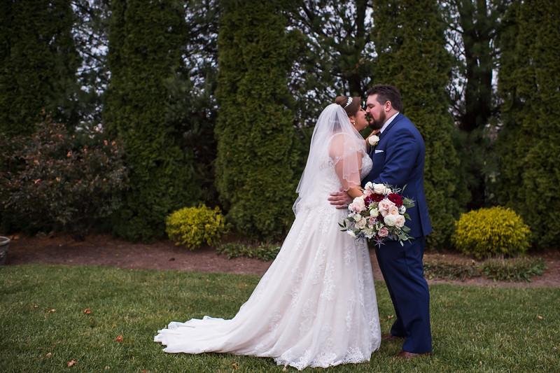 Beth and Sean Wedding  0319