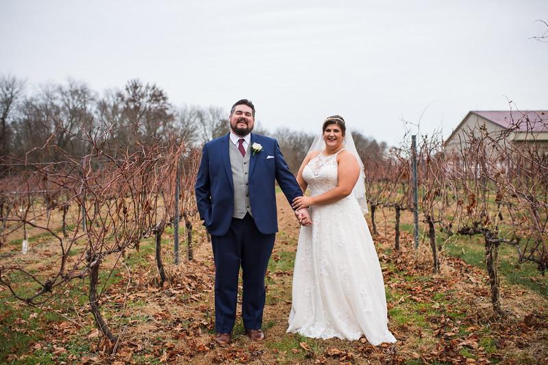 Beth and Sean Wedding  0427