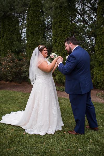 Beth and Sean Wedding  0335