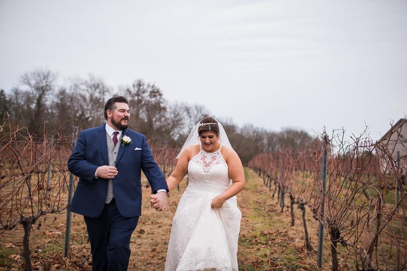 Beth and Sean Wedding  0415
