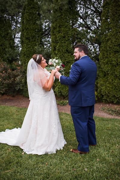 Beth and Sean Wedding  0331