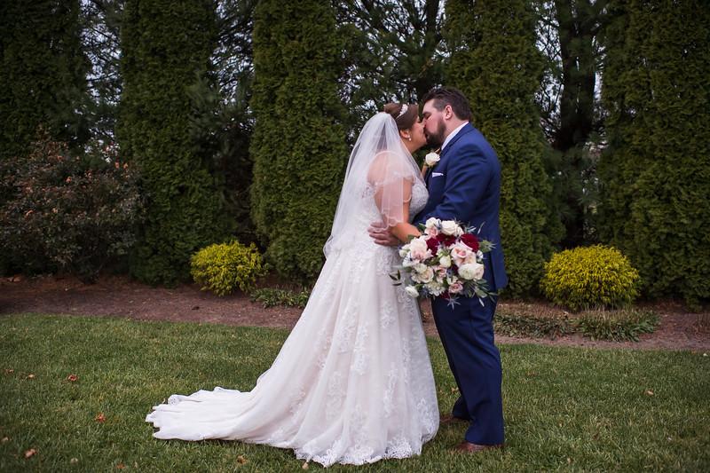 Beth and Sean Wedding  0321