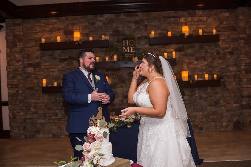 Beth and Sean Wedding  0911