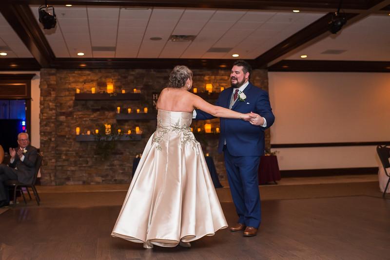 Beth and Sean Wedding  0854