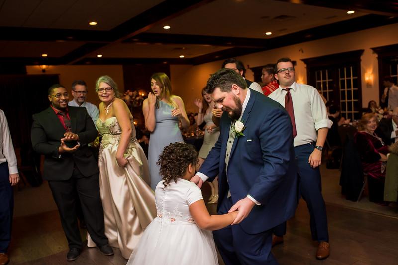 Beth and Sean Wedding  0989