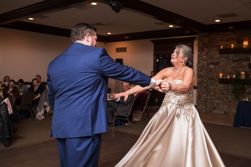 Beth and Sean Wedding  0855