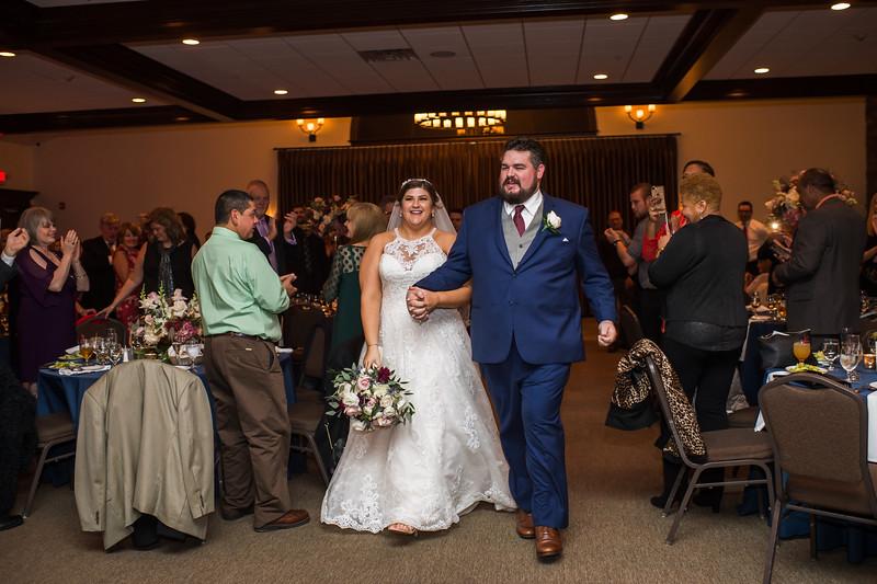 Beth and Sean Wedding  0805