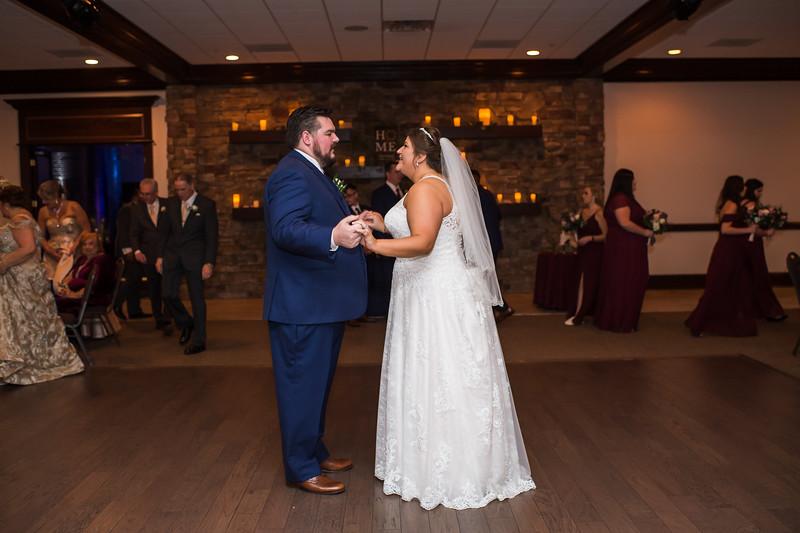 Beth and Sean Wedding  0814