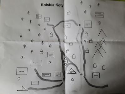 Bolshiye Koty, Irkutsk Oblast