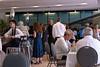 Graduation reception in the bistro