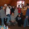 friends in the cabin