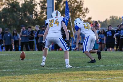 Bethel HS Football Game vs Little Axe