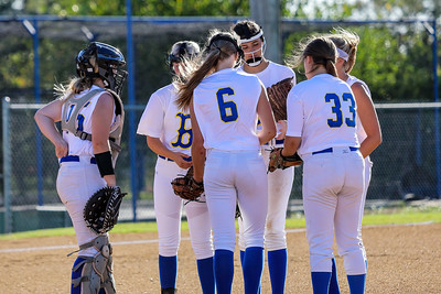 Bethel Girls Softball vs Meeker