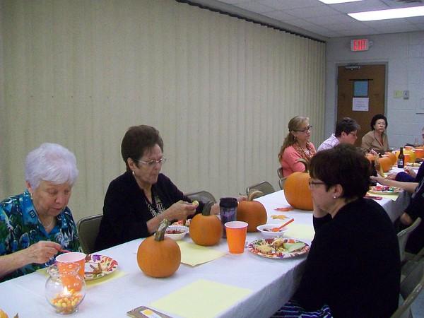 Ladies October Fellowship