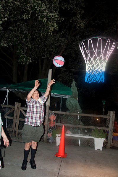 Nothing but net!!