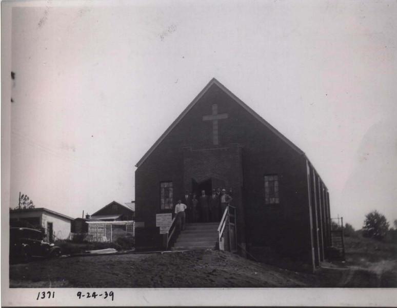 Bethel Lutheran Church - September 24, 1939