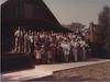 Bethels' congregation, 1984. Pastor Enko, top center.