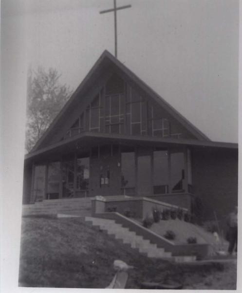 Bethel Lutheran Church - 1960's.