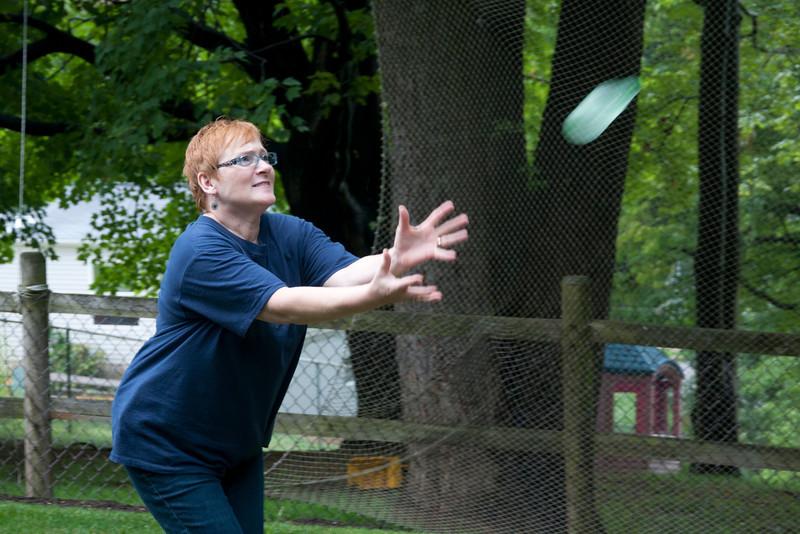 Former world champion Donna returns to form