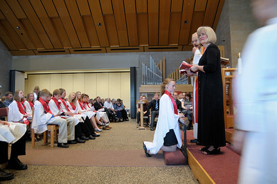 Bethel Confirmation 2008 October 12