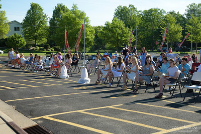Senior Sunday, Bethel Lutheran Church, 2021 June 06, Nothfield, Minnesota USA.