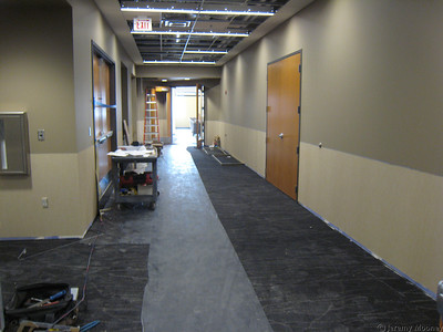 4th floor entrance/lobby area