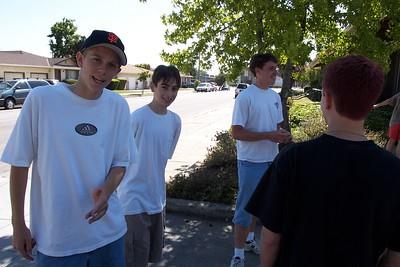 Common Ground 2002 Tour