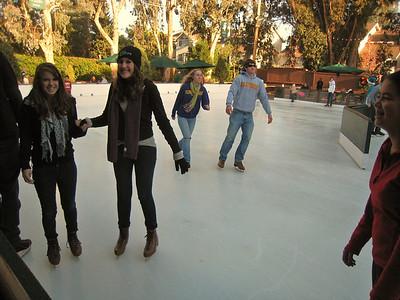 Ice Skating 2009