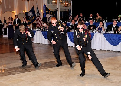 BHS NJROTC Military Ball 2015