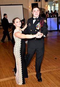 BHS NJROTC Military Ball 2016