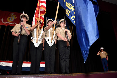 BHS NJROTC Awards Night 2016