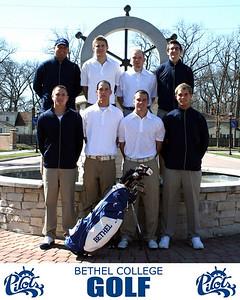 2009-10 Men's Golf
