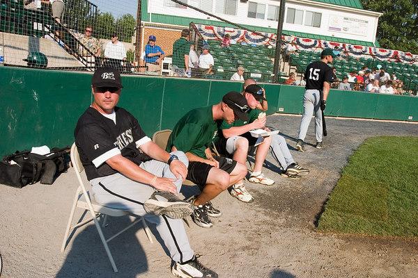 Home Run Derby, Cal Ripken Sr Collegiate Baseball League, Povich Field, 6/17//06