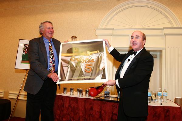 Big Train Base Ball and Auction, 11/18/07, Brooks Robinson