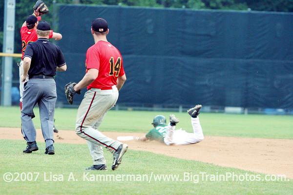 Big Train vs. College Park Bombers, Povich Field, 6/14/06