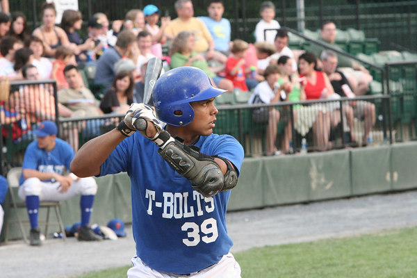 Bethesda Big Train vs. Silver Spring-Takoma Thunderbirds, Povich Field, 6/17/06