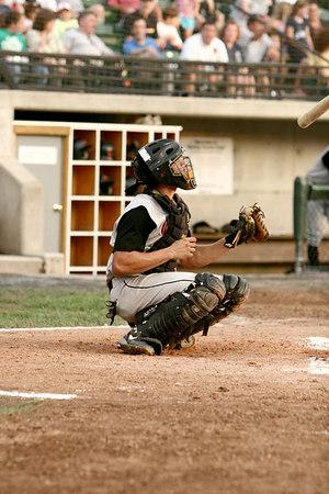 Bethesda Big Train vs. Youse's Orioles, Povich Field, 7/15/06