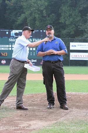 Bethesda Big Train vs Herndon Braves, Shirley Povich Field, 7/5/07