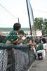 Bethesda Big Train vs Alexandria Aces, Shirley Povich Field, 7/21/08