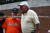 Bethesda Big Train vs. Senators (Industrial League).  Brooks Robinson and Andy Pollin -- special guests