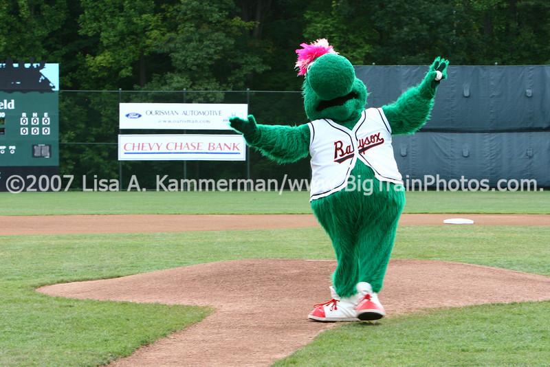 Bethesda Big Train vs Youse's Orioles, Shirley Povich Field, 6/20/08