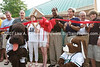 Big Train vs Youse's Orioles, 6/6/08, dedication of New Entrance to Shirley Povich Field